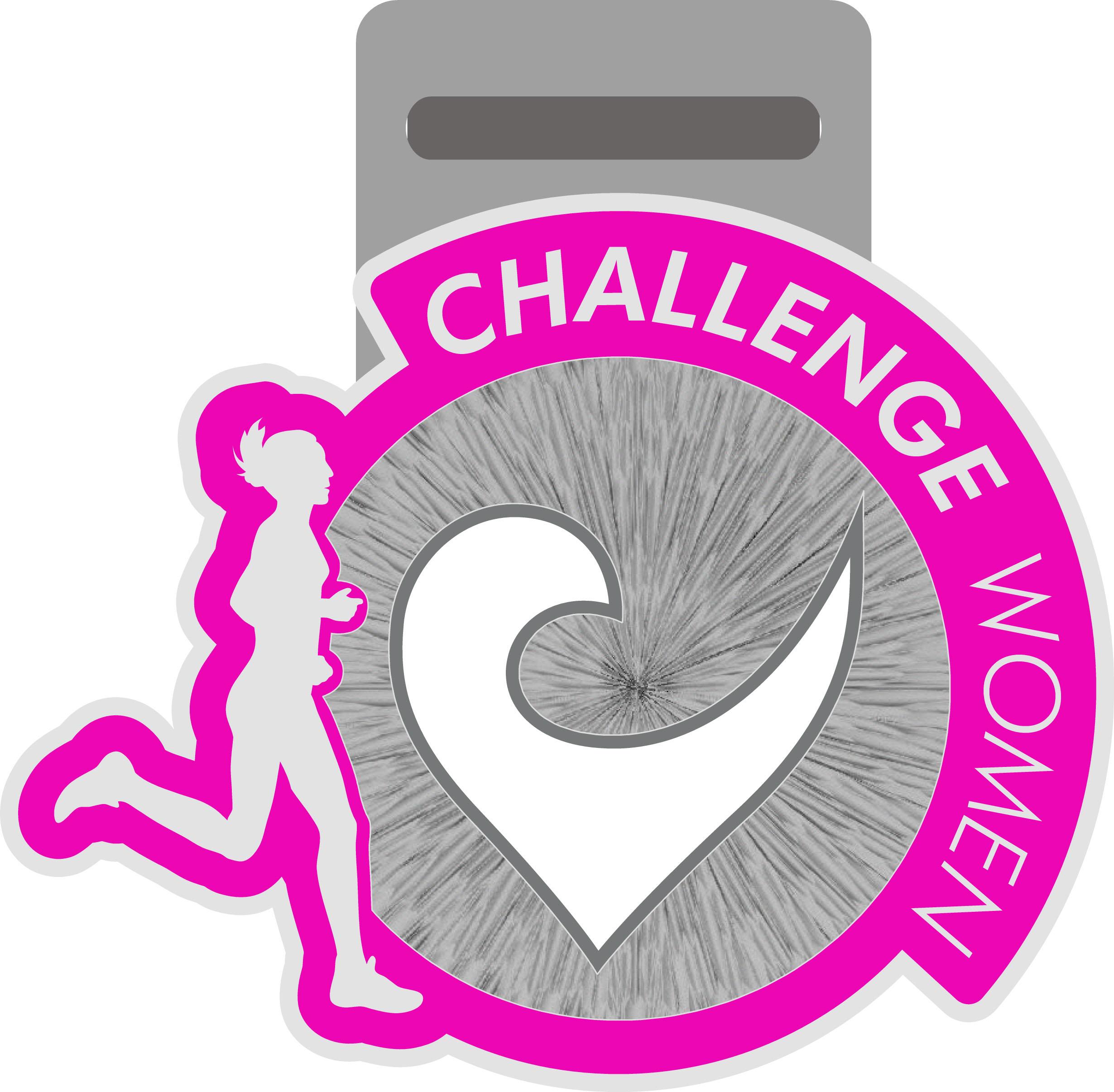 Challenge Women Medaillen