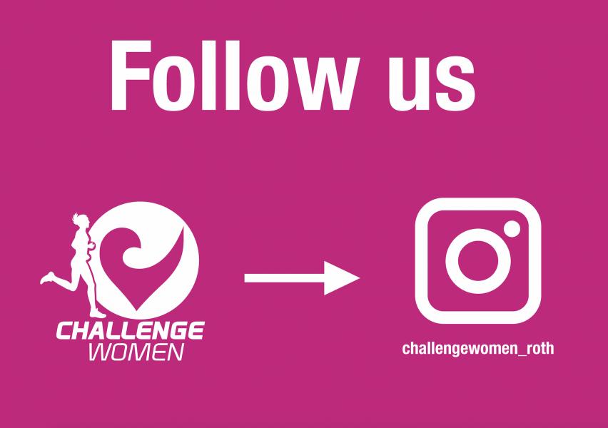 Instagram, Challengewomen_roth, Roth, Frauenlauf