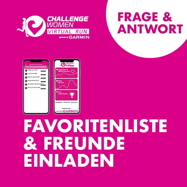 Favoritenliste, Virtual Run